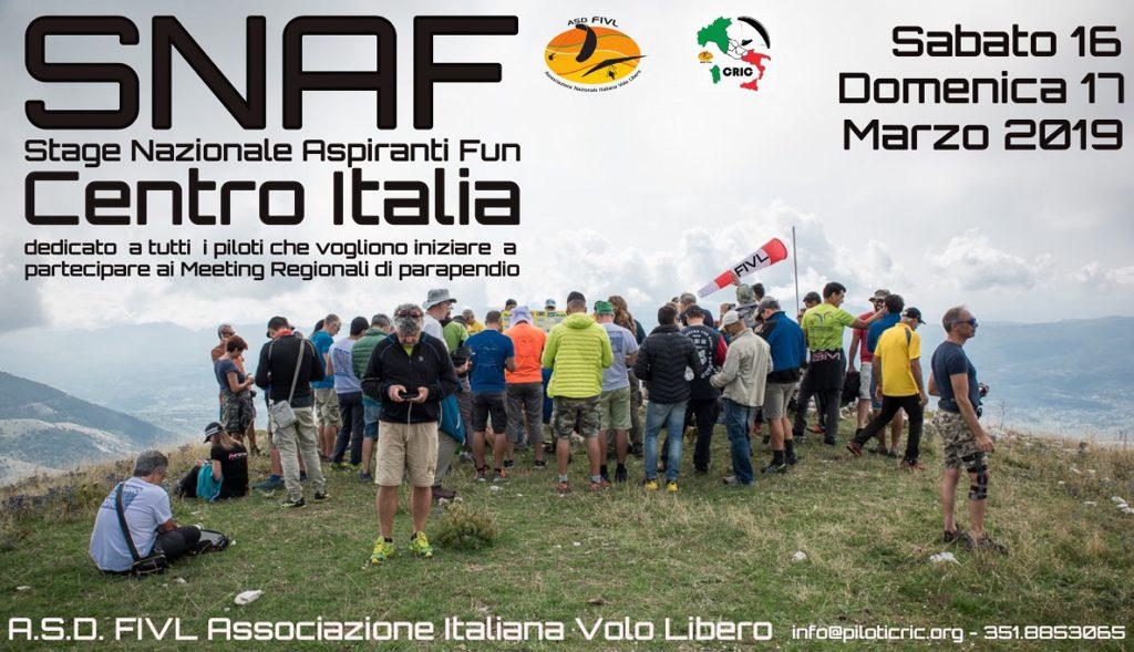 SNAF Centro Italia